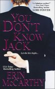 You Don't Know Jack, Erin McCarthy