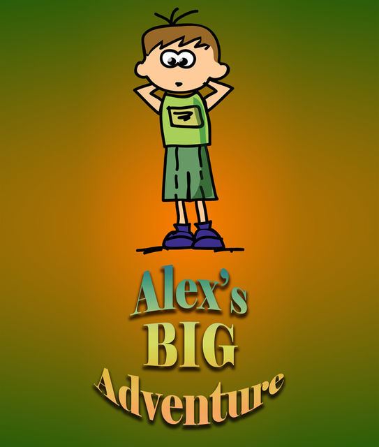 Alex`s Big Adventure, Jupiter Kids