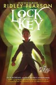 Lock and Key: The Final Step, Ridley Pearson