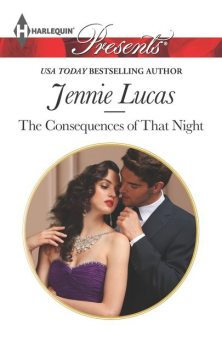 The Consequences of That Night, Jennie Lucas