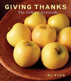 Giving Thanks, M.J. Ryan