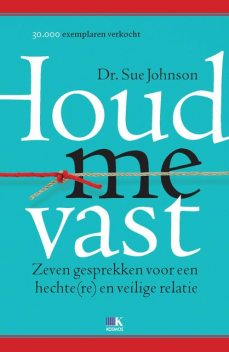 Houd me vast, Sue Johnson