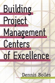 Building Project-Management Centers of Excellence, Dennis Bolles