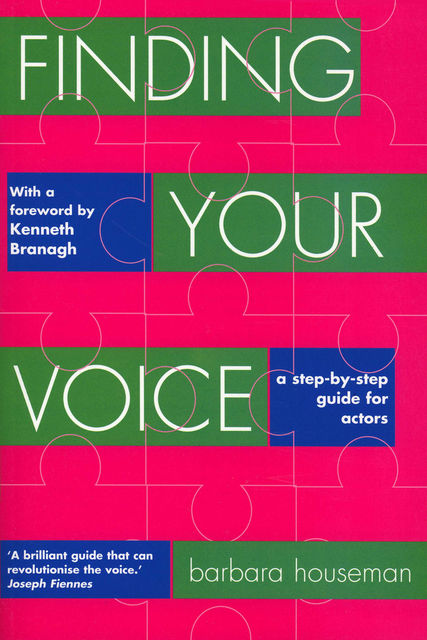Finding Your Voice, Barbara Houseman