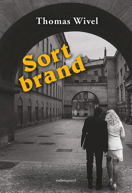 Sort brand, Thomas Wivel