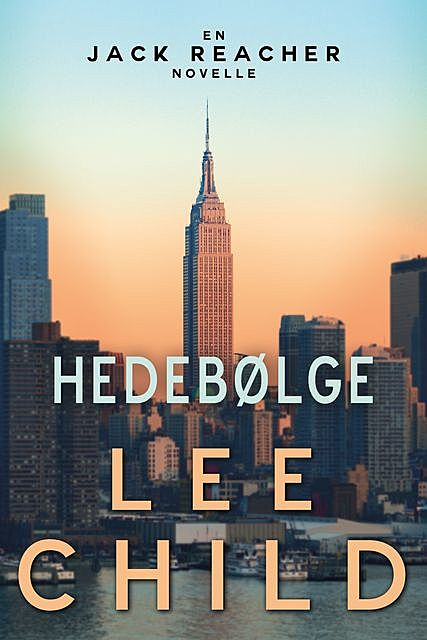 Hedebølge, Lee Child
