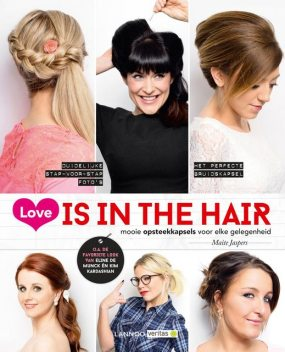 Love is in the hair (E-boek – ePub-formaat), Maite Jaspers