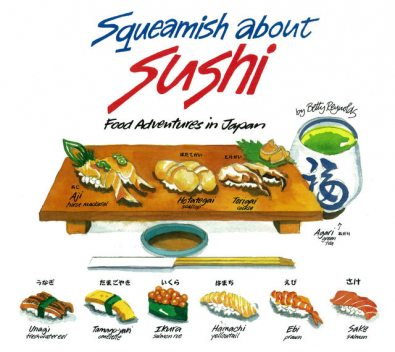 Squeamish About Sushi, Betty Reynolds