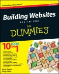 Building Websites All-in-One For Dummies, Doug Sahlin, David Karlins