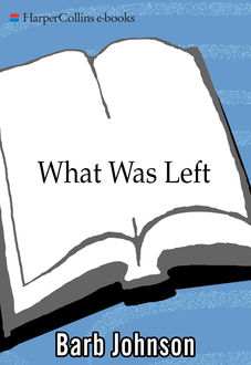 What Was Left, Barb Johnson
