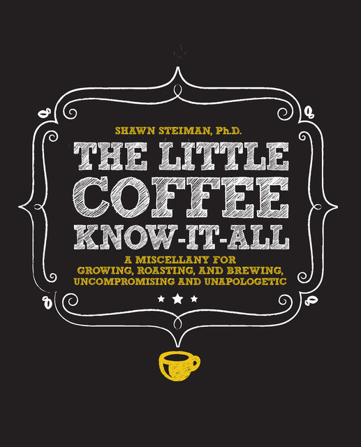 The Little Coffee Know-It-All, Shawn Steiman
