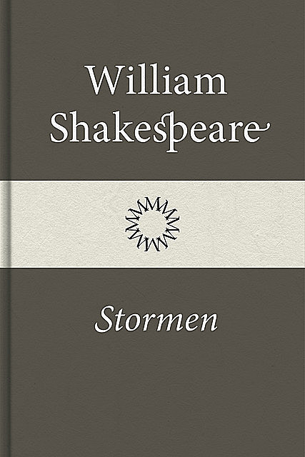 Stormen, William Shakespeare