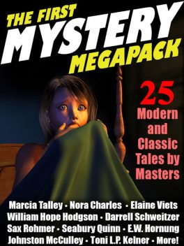 The First Mystery Megapack, Elaine Viets, Marcia Talley, Nora Charles
