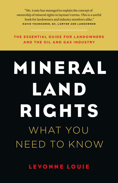 Mineral Land Rights, Levonne Louie