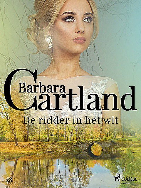 De ridder in het wit, Barbara Cartland