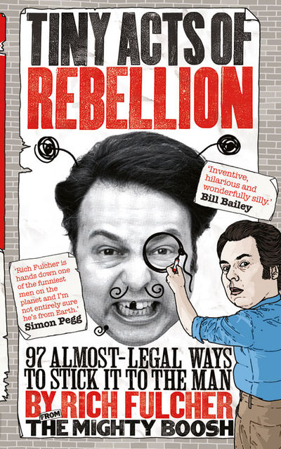 Tiny Acts of Rebellion, Rich Fulcher