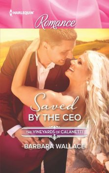 Saved by the CEO, Barbara Wallace
