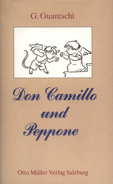 Don Camillo und Peppone, Giovannino Guareschi