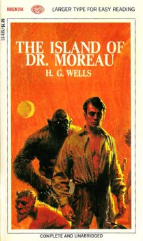 The Island of Doctor Moreau, Herbert Wells