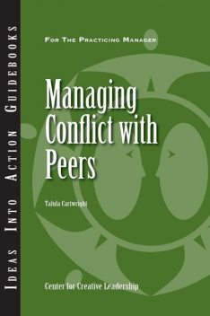 Managing Conflict with Peers, Talula Cartwright