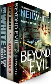 Neil White 3 Book Bundle, Neil White