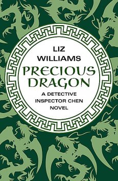 Precious Dragon, Liz Williams