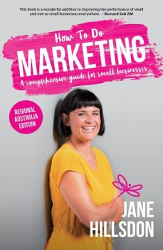 How To Do Marketing, Jane Hillsdon