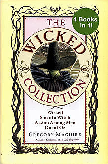 The Wicked Years Complete Collection, Gregory Maguire