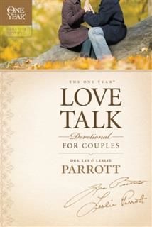 One Year Love Talk Devotional for Couples, Les Parrott
