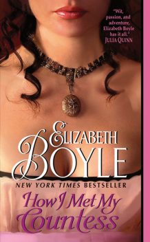 How I Met My Countess, Elizabeth Boyle