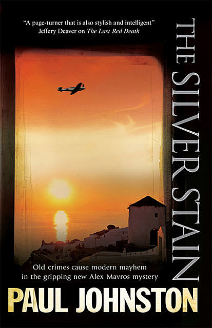 The Silver Stain, Paul Johnston