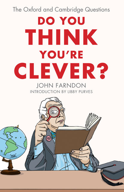 Do You Think You're Clever?, John Farndon