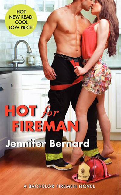 Hot for Fireman, Jennifer Bernard