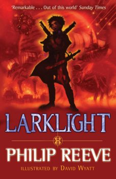 Larklight, Philip Reeve
