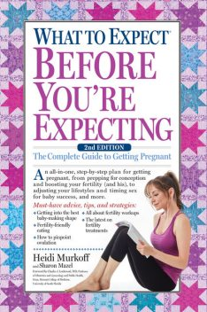 What to Expect Before You're Expecting, Heidi Murkoff