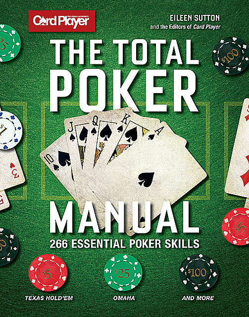 The Total Poker Manual, Card Player Magazine, Eileen Sutton