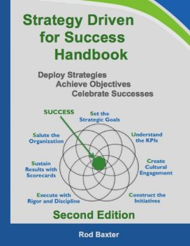 Strategy Driven for Success Handbook: Deploy Strategies – Achieve Objectives – Celebrate Successes, Rod Baxter