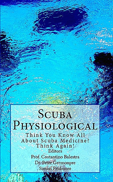 Scuba Physiological, Simon Pridmore