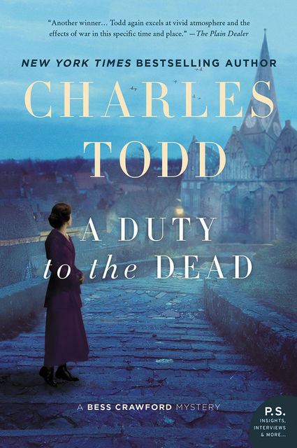 A Duty to the Dead, Charles Todd