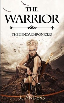 The Warrior, JJ Anders