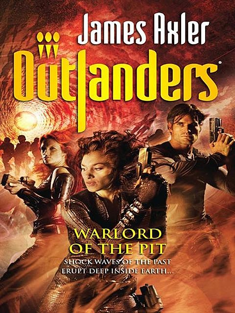 Warlord Of The Pit, James Axler