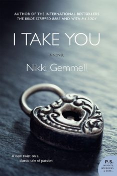 I Take You, Nikki Gemmell