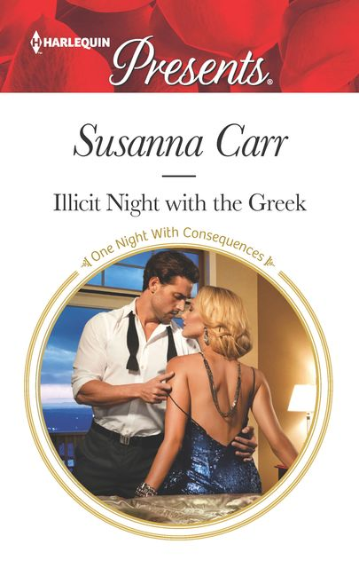 Illicit Night with the Greek, Susanna Carr