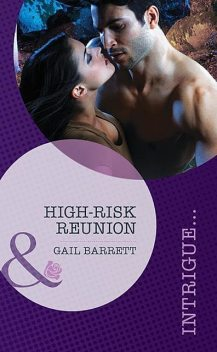 High-Risk Reunion, Gail Barrett