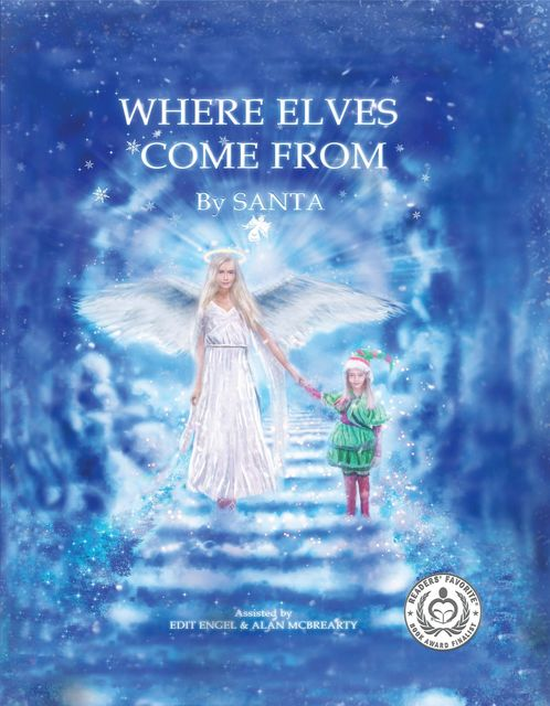 Where Elves Come From, Alan McBrearty, Edit Engel, Santa Claus