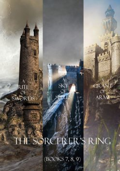 Sorcerer's Ring Bundle (Books 7, 8, and 9), Morgan Rice