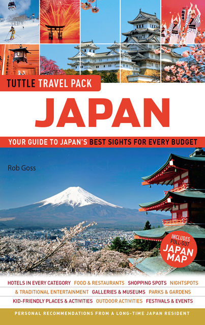 Tuttle Travel Pack Japan, Wendy Hutton