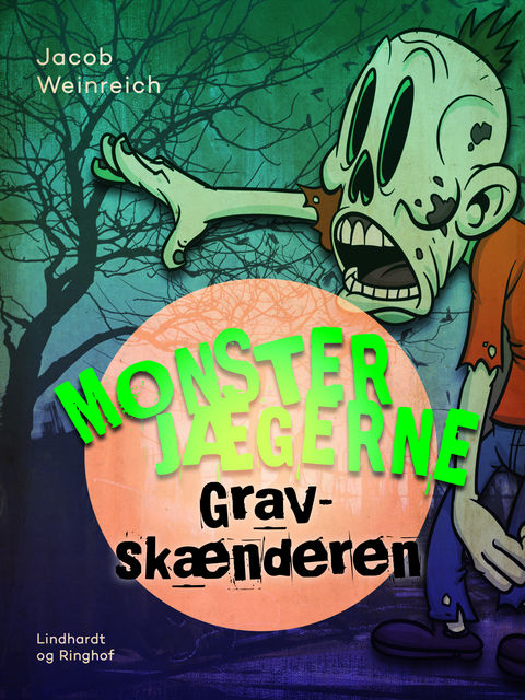 Monsterjægerne. Gravskænderen, Jacob Weinreich