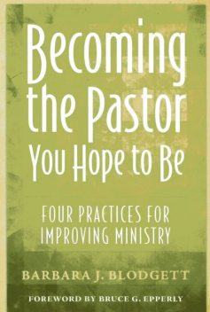 Becoming the Pastor You Hope to Be, Barbara J. Blodgett