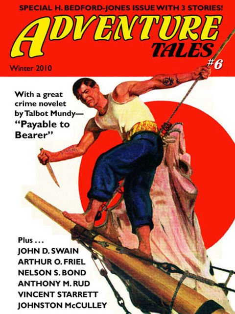 Adventure Tales 6, H.Bedford-Jones